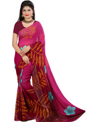 Arisha Georgette Printed Saree -Khgsstar200