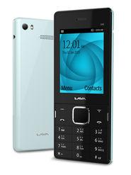 LavaSPARK 242 2.4 Inch Dual SIM Mobile Phone - PRUSSIAN BLUE