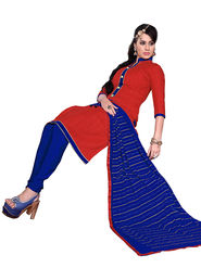 Khushali Fashion Chanderi Self Dress Material -Ncekl1002
