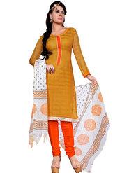 Khushali Fashion Chanderi Self Dress Material -Ncekl1010