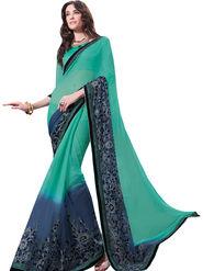 Indian Women Marbel Jacquard  Saree -Ra10505