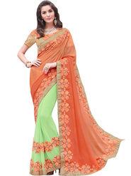 Indian Women Georgette  Saree -Ra10506