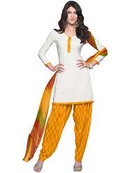 Khushali Fashion Crepe Printed Unstitched Dress Material -RFSN88002