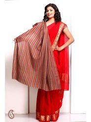 Aapno Rajasthan Pashmina  Multicolor Shawl -Sh1369