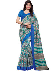 Shonaya Printed Handloom Cotton Silk Saree -Snkvs-3001-A