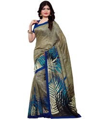 Shonaya Printed Handloom Cotton Silk Saree -Snkvs-3003-A