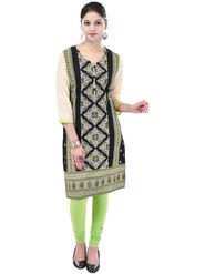Shop Rajasthan Printed Cotton Straight Kurti -Sre2555