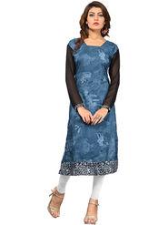 Thankar Printed Cotton Stitched Designer Kurti -Tdk130-552