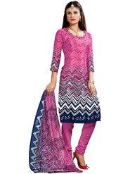 Khushali Fashion Silk Printed Unstitched Dress Material -VRIS21025