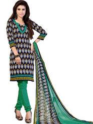 Khushali Fashion Cotton Printed Dress Material -Vrshn5008