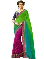 Nanda Silk Mills Designer Fancy Exclusive Saree_Vr-1401