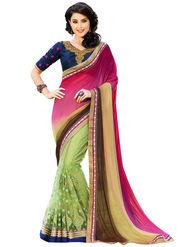 Nanda Silk Mills Designer Fancy Exclusive Saree_Vr-1403