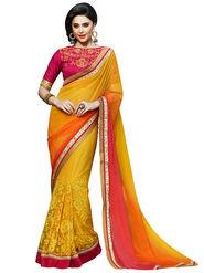 Nanda Silk Mills Designer Fancy Exclusive Saree_Vr-1408