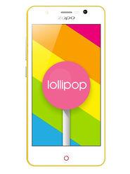 ZOPO ZP331 IPS Quad Core Android Lollipop 5.1 Smart Phone - Yellow