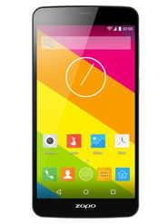 Zopo Color S5.5 4G LTE, (HD, 1GB + 8GB, 3000mAh, Dual Sim, MTK 64Bit Quad Core, (White)