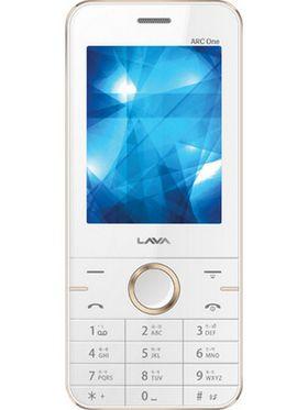 Lava ARC One - White