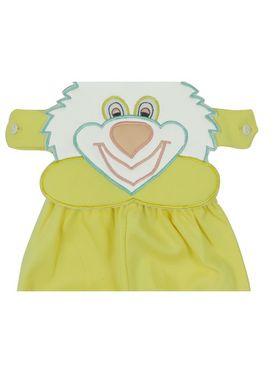 Ole Baby Smiling Lion Dungaree_OB-DGPT-397