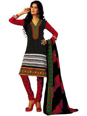 Pack of 2 Priya Fashions Cotton Printed Dress Material - PFS2CC