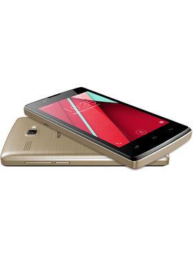 Intex Aqua 3G NS 4.4.2 Android KitKat - Champagne