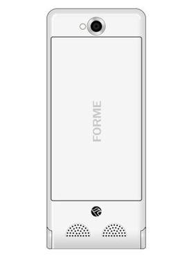 Forme W350 Dual Sim Mobile - White