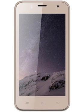 Intex Aqua Y4 Android (KitKat) 3G Smartphone - Champagne