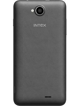 Intex Aqua Life III Android (Lollipop) 3G Smartphone - Grey