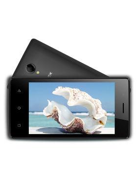 Intex Aqua Wing Android lollipop 4G Smartphone - Black