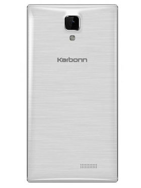 Karbonn A307 Android KitKat 3G Smartphone - Silver