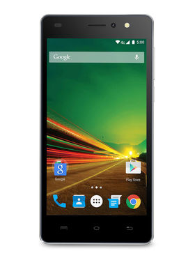 Lava A71 4G 5 Inch Android Lollipop Smartphone - Dream Black