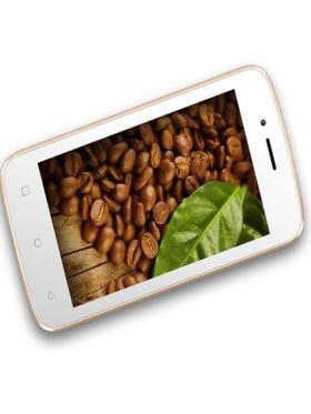 Karbonn Alfa A112 Dual Sim Smartphone - White & Champ