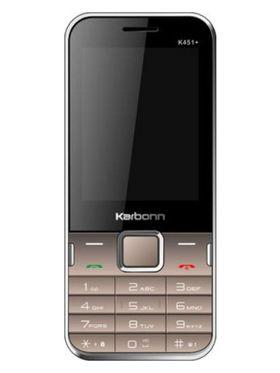 Karbonn K451 Plus 6.1 Cm Dual Sim (Champagne Gold)