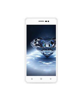 Karbonn K9 Smart(White & Gold, 8 GB)