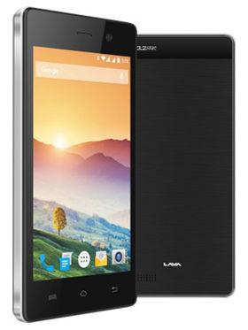 Lava Flair S1 (Black, 8 GB)