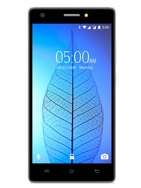 Lava V2 5 Inch 64-bit Quad Core (RAM : 3GB ROM : 16GB) - Royal Black
