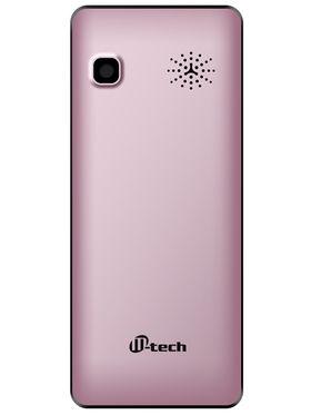 Mtech STAR 1 Dual Sim Feature Phone - Pink