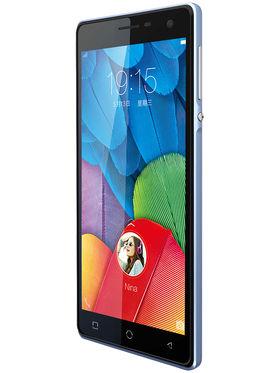 Mtech TURBO L9 3G Wifi 8GB ROM Smartphone - Silver