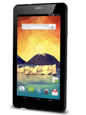 Ambrane A3-7 Plus Dual SIM 3G Calling Tablet (Black)