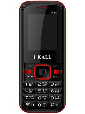 I Kall K14 Dual Sim Mobile Phone - Red