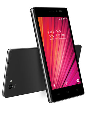 Lava Iris X17 - Black Steel