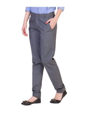 Pack of 3 American Elm Women Formal Trousers - AEWTR-3