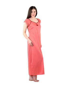 American-Elm Women Cotton Nighty - AENTY-02