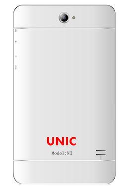 UNIC N1 Dual Core 3G Calling Wi-Fi Tablet -White