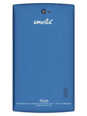 Amosta 7D2A Eduone 3G + Wi-Fi Calling Tablet (Blue)