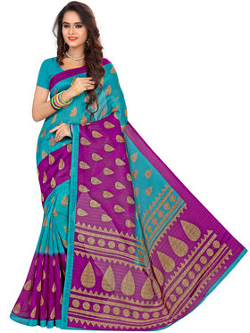 Regalia Ethnic Printed Saree_Rs1012 - Multicolor