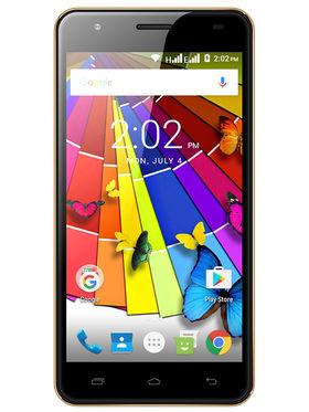 Trio V50DT Dragon Trail Glass 4G VoLTE Smartphone (Blue)