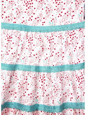 ShopperTree Printed Multicolor Cotton Frock -ST-1637_2-3Y