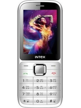Intex Leo Dual Sim Phone - White
