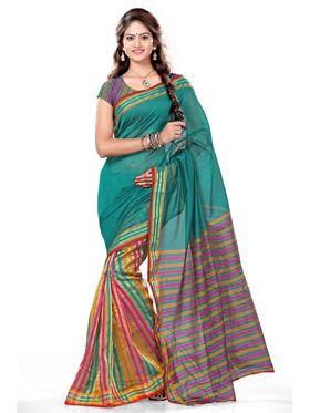 Reshmi Pack of 2 Silk Jacquard Sarees - By Adah Fashions