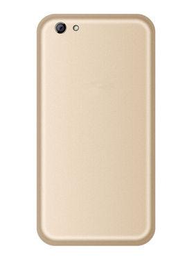Adcom IKON 4 Quad Core Lollipop 3G Smartphone (RAM:1GB ROM:8GB) - Gold