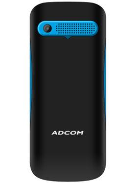 Adcom X3 Power Dual Sim Mobile - Black & Blue